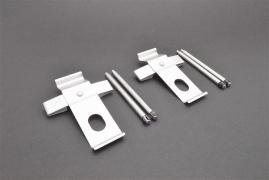 Genuine BMW Disc Brake Pad Retaining //Brake Anti-Rattle Spring Clip 34111157687